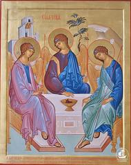 Святая Троица, Анна Карагина