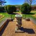 Montpelier: Annie duPont Formal Garden sundial