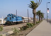 PHL Smurf at 22nd Street 2 6-17-03 (jsmatlak) Tags: san pedro california los angeles phl railroad train
