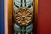 Detail (pburka) Tags: detail medallion leaf vine gold green masonic masonry floret decoration