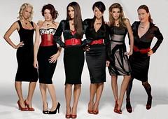 Me with Girls Aloud (Rikky_Satin) Tags: silk satin blouse skirt highheels girls aloud biology feminization femboi sissy crossdresser transvestite transgender tranny tgirl transformed transformation mtf m2f