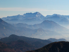 Kamniško-Savinjske Alpe / Kamnik-Savinja Alps (Damijan P.) Tags: hribi gore mountains hiking julijskealpe julianalps alpe alps gorenjska slovenija slovenia vrata šplevta prosenak jesen autumn