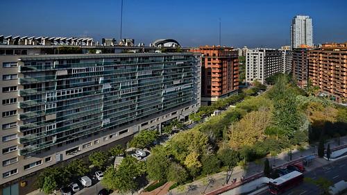 Valencia Residencial Aerea