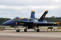 McDonnell Douglas F/A-18C Hornet USN-Blue Angels 163768 (NTG842) Tags: mcdonnell douglas fa18c hornet usnblue angels 163768 nas oceana usa