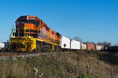 Around The Wye (Joseph Bishop) Tags: rlhh 3404 emd sd402 sor southernontariorailway caledonia cnhagersvillesubdivision trains train track tracks railfan railroad railway rail rails