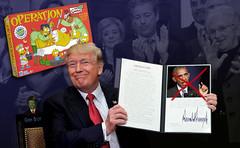 OBAMACARE (Gian Boy) Tags: gianboy trump obama obamacare