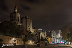IMG_4705 (guyehrhard) Tags: papes avignon france monument poselongue photodenuit