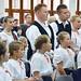 A fennállásának 40. évfordulójára felújított Cseh Péter Általános Iskola és tornatermi épületblokk átadási ünnepsége