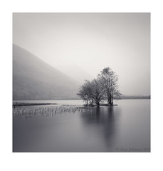 Brothers Water (tony johnston Images) Tags: brothers water clouds cumbria fuji tx2 lake district lakeland landscape misty outdoor rain uk waterscape mono monochrome toned long exposure ngc