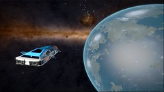 NGC 6530 Sector WO-A d10 AB 1 (CMDR Snarkk) Tags: planet terraformable earth like elite dangerous dsn luxury tour