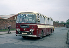 transporter 108 EUA (Martha R Hogwash) Tags: belle vue manchester stock car transporter 108 eua leyland leopard plaxton embassy wallace arnold leeds dack rosemary coaches terrington st clement kings lynn bill proudfoot sheffield