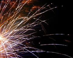 First of January (Ostravak83) Tags: ostrava nikoncoolpix 2016 january leden ohňostroj firework aerialshell kulovka silvestr oslava celebration obloha nebe sky noc night půlnoc midnight světlo light