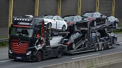 D - MTA MB New Actros 1853 Gigaspace (BonsaiTruck) Tags: mta autotransporter mb actros gigaspace lkw lastwagen lastzug truck trucks lorry lorries camion camione