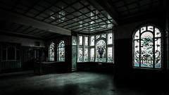 The Angel of Purity (michaeljoakes) Tags: indoor spooky halloween dark xf1024mmf4rois fujifilmxt1 victoriabaths angelofpurity building shadows fujixseries 10mm 1250s f40 iso1600 fuji fujifilm explore explored explored20171031