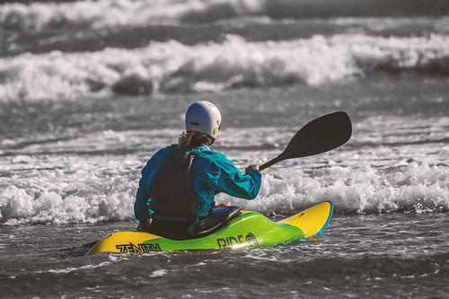 Kayaking in Garretstown
