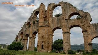 ASPENDOS Ancient City.  Manavgat/Turkey