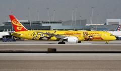 B-7302 (ianossy) Tags: b7302 boeing 7879 dreamliner b789 las hu hainanairlines