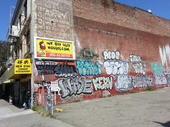(Flickofthewrist486) Tags: bozoe slam wide kerv plan9 ceno oracle aidz donut tame 2much oakland graffiti oaklandgraffiti bayarea