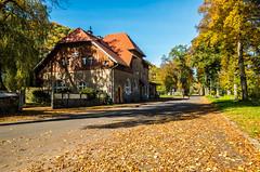 Wleń (jaceek81) Tags: wleń railway station stacja kolej architektura dolnośląskie jesień autumn polska poland pentax k50