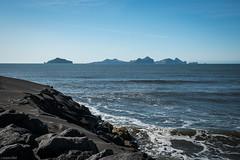Vestmann Island & Black Sand - Iceland (Toine B.) Tags: iceland island vestmann sea mer archipel d750 vestmannaeyjar tamronsp2470mmf28divcusd landscape