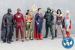 Justice League Cosplay. Justice League Edmonton. #justiceleaguecosplay #justiceleagueedmonton (eaSUPERMAN) Tags: