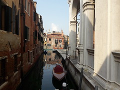 Ponte de la Scuola, Venice