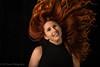 Danielle Hairflip (R J Dunn Photography) Tags: hairflip redhead redheadsrule gorgeous angel patience smile nikon sigma lockport newyork