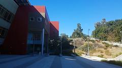 Sciences in Shadow (EmperorNorton47) Tags: missionviejo california photo digital autumn fall saddlebackcollege college classroom building shadow