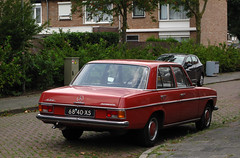1973 Mercedes-Benz 230 Automatic (W114) (rvandermaar) Tags: 1973 mercedesbenz 230 automatic w114 w115 mercedesbenzw114 mercedesbenzw115 mercedesbenz230 mercedes230 mercedesw114 mercedesw115 sidecode2 6840xs