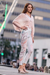 A55T2797 (Nick Kozub) Tags: festival mode design fashion montreal runway stage look woman vogue chic evening style beige michèle adrienne canon summer downtown photography day three 2017 1d x ef 85 f12 ii l usm