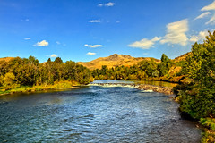 Bridge View (http://fineartamerica.com/profiles/robert-bales.ht) Tags: emmett forupload haybales idaho people photo places projects riverorstream states gemcounty mountain sweet squawbutte scenic treasurevalley emmettvalley trees thebutte beautiful awesome magnificent peaceful wow town butte gem river payetteriver southwesternidaho reflections water scenicbiway blue whitewater picturesque mountains payette riverphotography tributary robertbales snakeriver