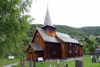 Hol stave church 01