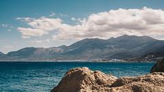Kreta (clearfotografie) Tags: kreta crete griechenland greece fujixt2 fujinion35mmf14r nature natur landscapes landschaft mittelmeer küste coast berge clouds wolken himmel heaven