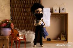 John Johnson , Taeyang Willian (Mundo Ara) Tags: john johnson doll groove taeyang willian boy male toy tattoo custom