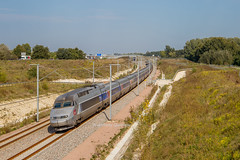 14 octobre 2017  TGV A 361-354  Train 8413 Paris -> Bordeaux Cubzac-les-Ponts (33) (Anthony Q) Tags: saintandrédecubzac nouvelleaquitaine france 14 octobre 2017 tgv a 361354 train 8413 paris bordeaux cubzaclesponts 33 gironde aquitaine tgva lgv sncf sea locéane