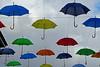 Parapluies à Carouge (Yves.Henchoz) Tags: nikond4 genève genf geneva suisse switzerland swiss svizzera nikkor24120vrf4 si parapluies