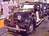 329 Austin FX3D  Metropolitan Taxi (1956) (robertknight16) Tags: austin british 1950s taxi fx3 fx3d carryon londontaxi nec sgo916