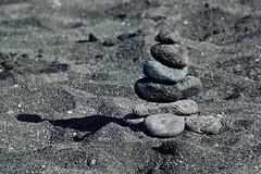 Beach stones....... (rienschrier) Tags: stones beach strand zen stenen