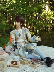 14 (Anerianek) Tags: kei rosengarde blueberry doll bjd dalha sadol ayuana