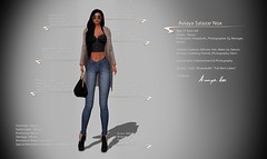Alternative Outfit pic :D (Aviaya Nox) Tags: catwa addams stealthic mowie ncore zoom blueberry sl secondlife secondlifephoto slphotography secondlifefashion secondlifestyle slphoto sllifestyle sllife sunglasses winter bag long hair aviayanox creativity