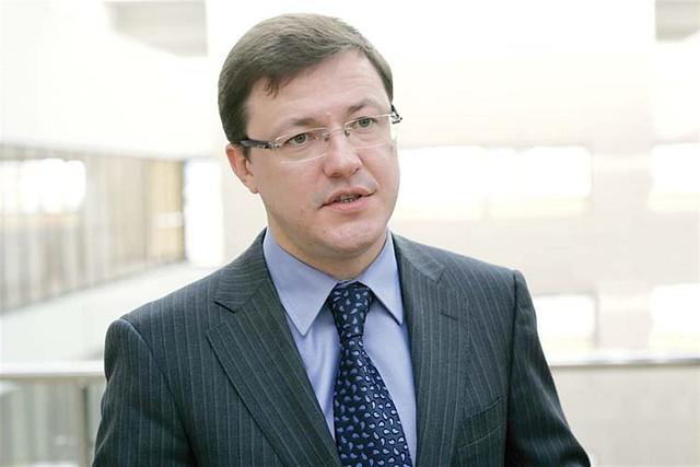 Врио губернатора Дмитрий Азаров назначил себе нового советника