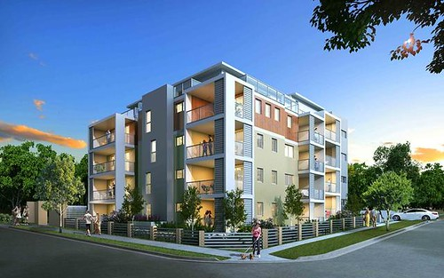 21/6-8 Anderson Street, Westmead NSW