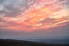 clouds illuminated by sunset (uiriidolgalev) Tags: clouds illuminated by sunset
