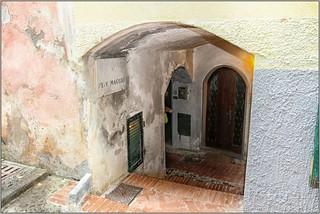 Archway, XXIV Maggio, Tellaro, Italy