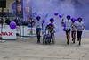 Running without barrier (carlo_gra) Tags: turin torino maratona marathon piazzacastello viaroma palazzomadama india dancing disabled