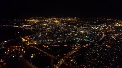 Tehran's Night