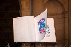 Tradiciones Segovianas: El Milagro del Paso de la Hoja de San Frutos Pajarero (rafa.esteve) Tags: españa event evento segovia spain traditions