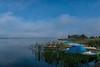 Am See im frühen Herbst (waltsphoto) Tags: grimnitzsee see herbst wolken wolkenlandschaft