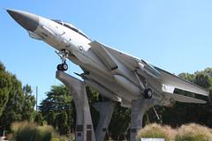 Grumman F-14A Tomcat USN VF-101 160902/AD134 (NTG842) Tags: grumman f14a tomcat usn vf101 160902ad134 memorial park calverton long island