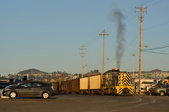 Pier 96, San Francisco (CN Southwell) Tags: san francisco california alco s3 sf belt